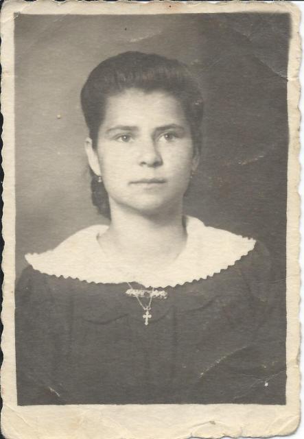 Nagymamám, Stiglitz (Oravecz) Ilona